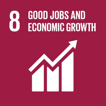 SDG8 Good Jobs and Economic Growth