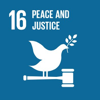 SDG16 Peace and Justice